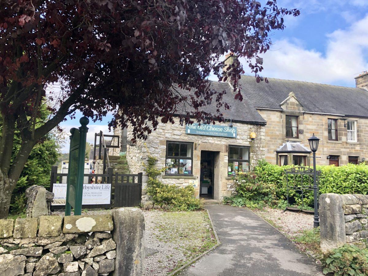 Hartington Cheese Shop