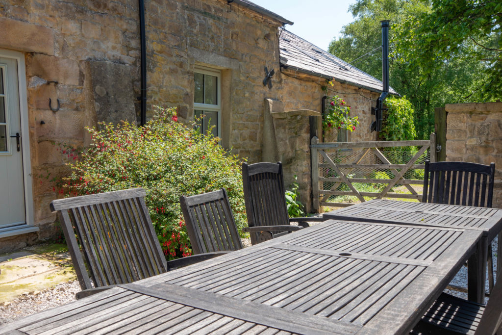 Perfect Peak District Holiday Accommodation : Summer Cottage