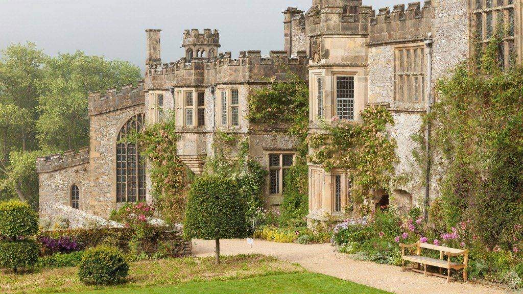 Haddon Hall Weddings