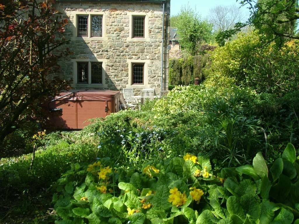 Peak District holiday accommodation : Hillside Croft
