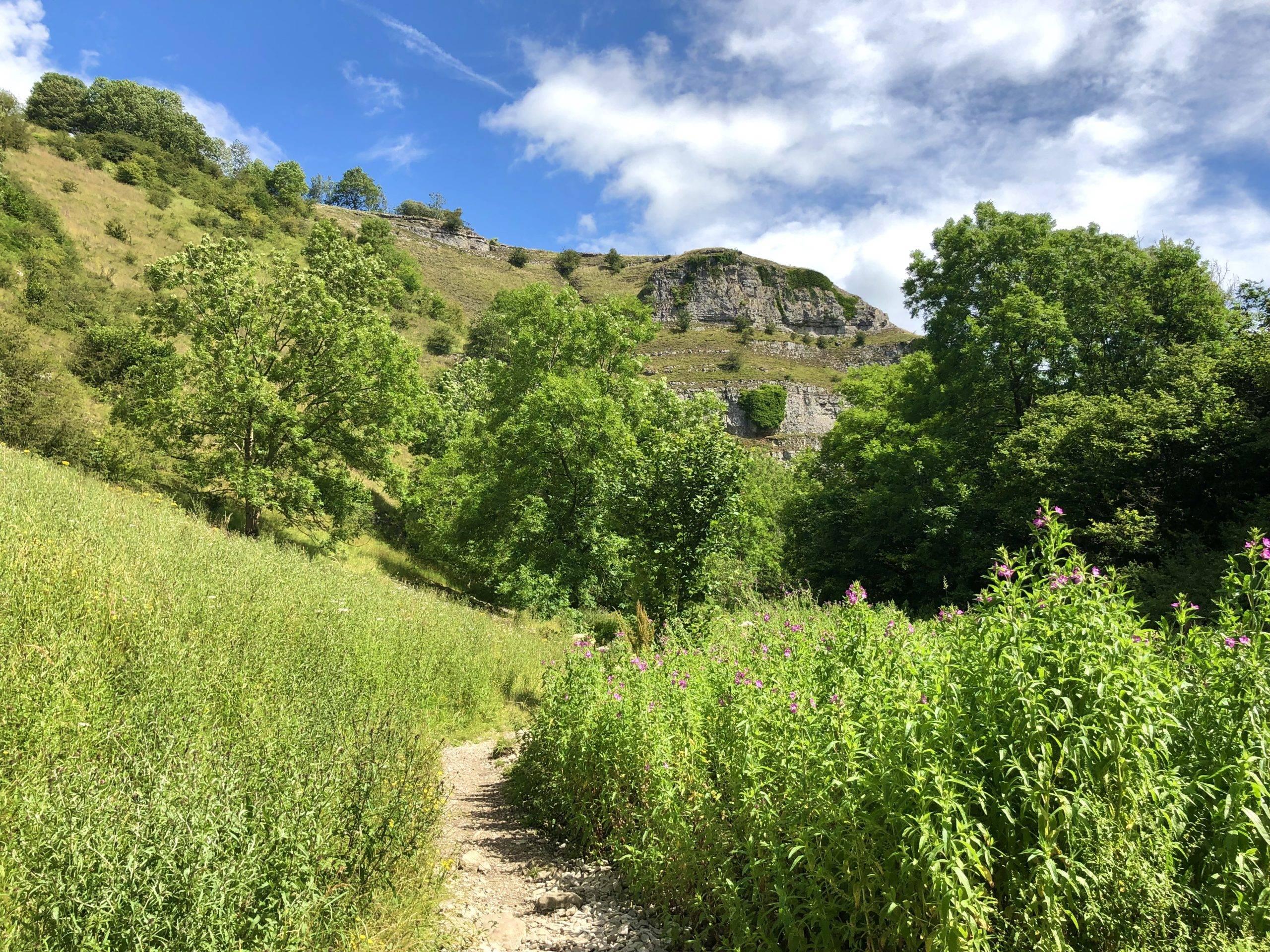 Monyash and Lathkill Dale Walk (4 miles)