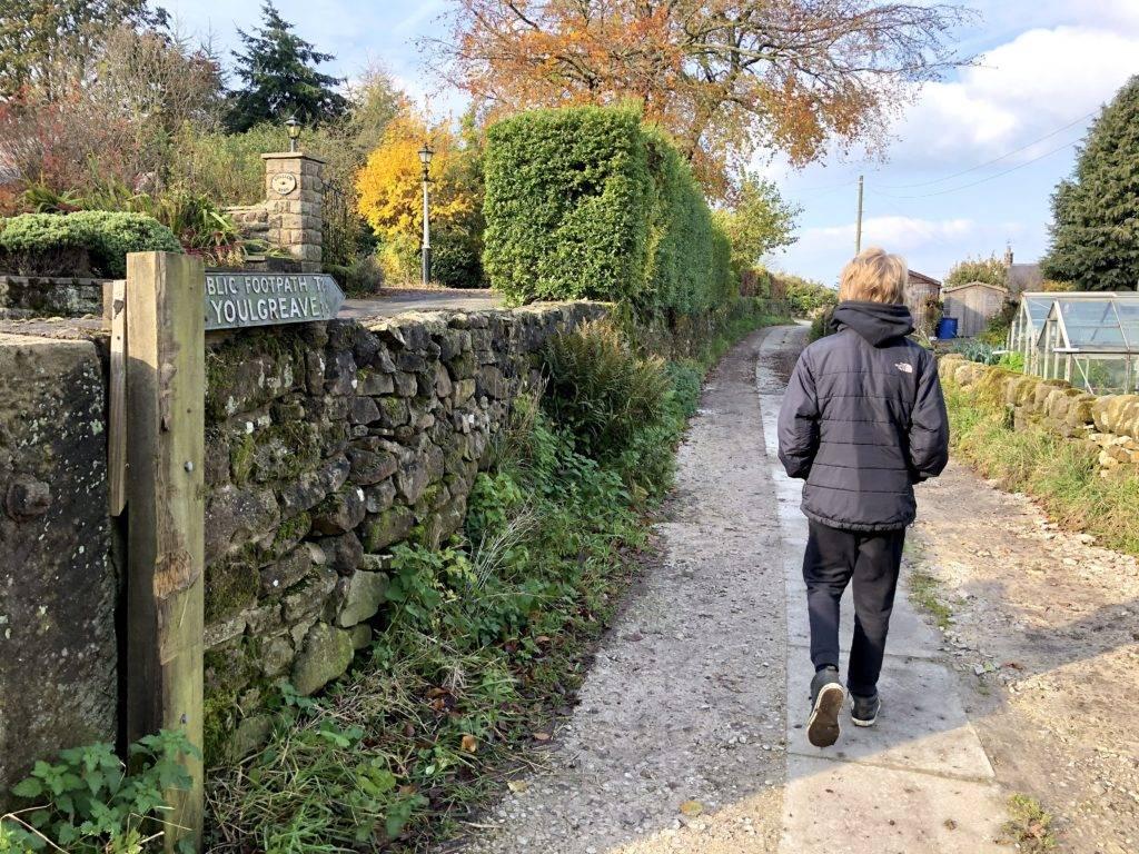 Easy Peak District Walks - Robin Hoods Stride