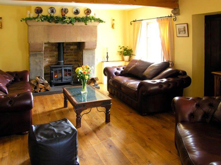 Merman Farm lounge area