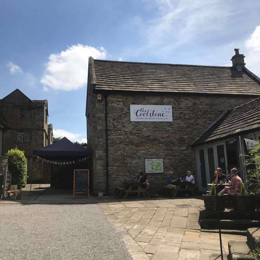 Best Peak District Cafes : The Coolstone