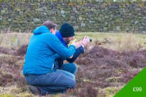 Total Beginners Photography Day in the Peak District