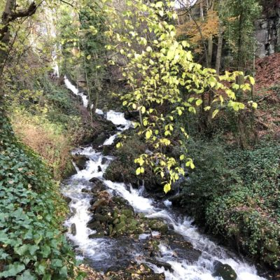 The Lumsdale Valley