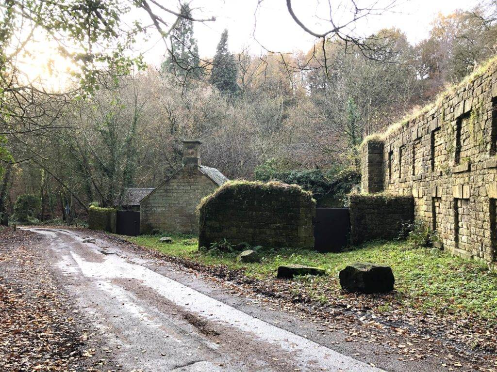 The Lumsdale Valley 3