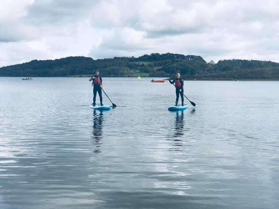 Carsington Sports and Leisure: Superb Water Sports Facilities