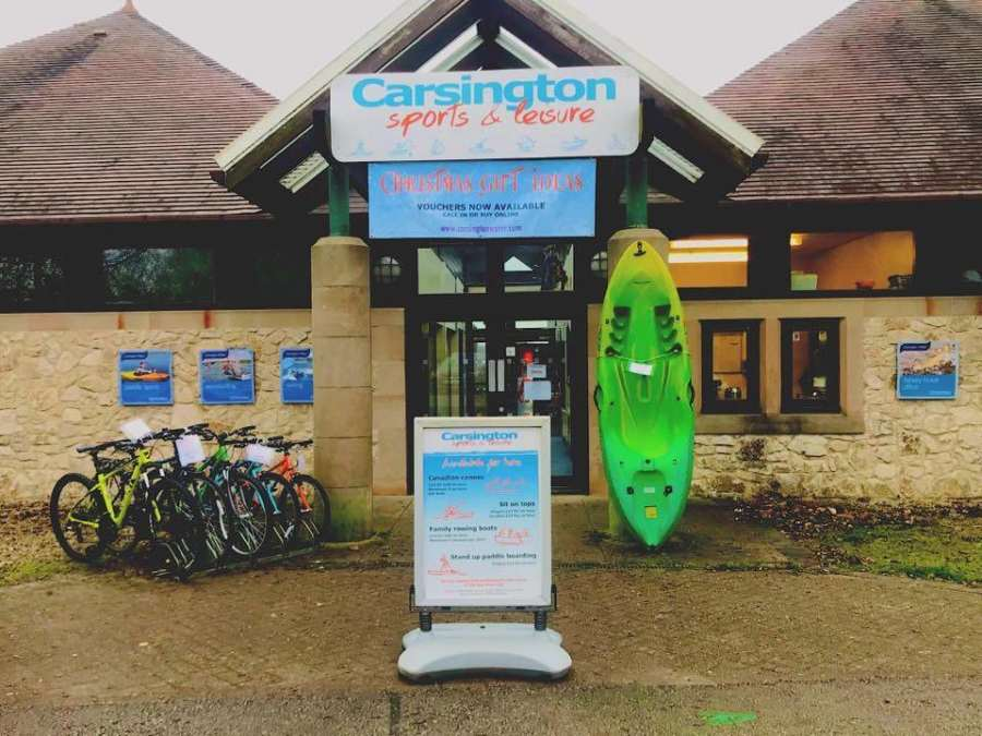 Carsington Sports and Leisure : Bike Hire