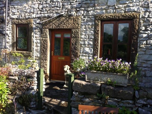 Bramwell cottage outside