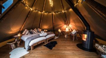 Scaldersitch Farm Glamping Peak District