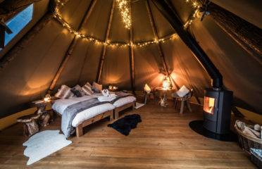 Caravan Sites, Glamping & Camping in the Peak District 14