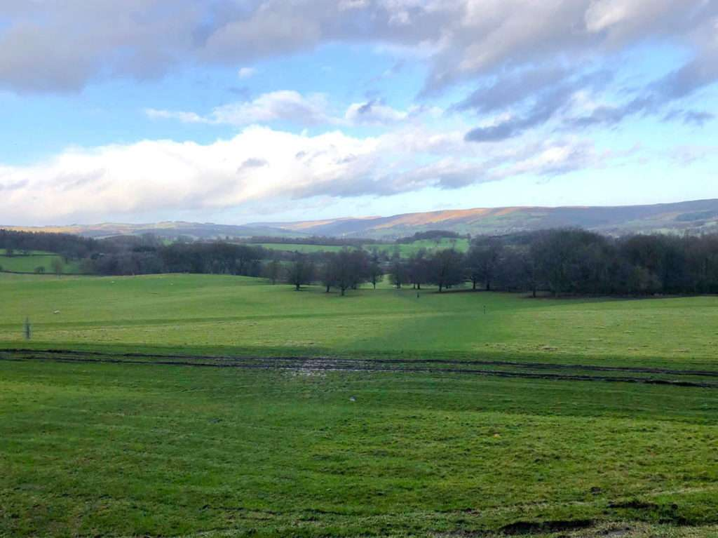The expansive Chatsworth Estate