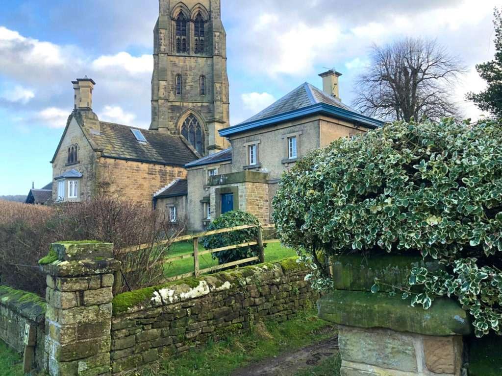 Chatsworth and Edensor Walk (3.8 miles) 3