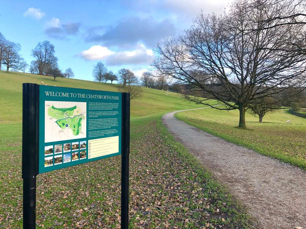 Chatsworth and Edensor Walk (3.8 miles) 4