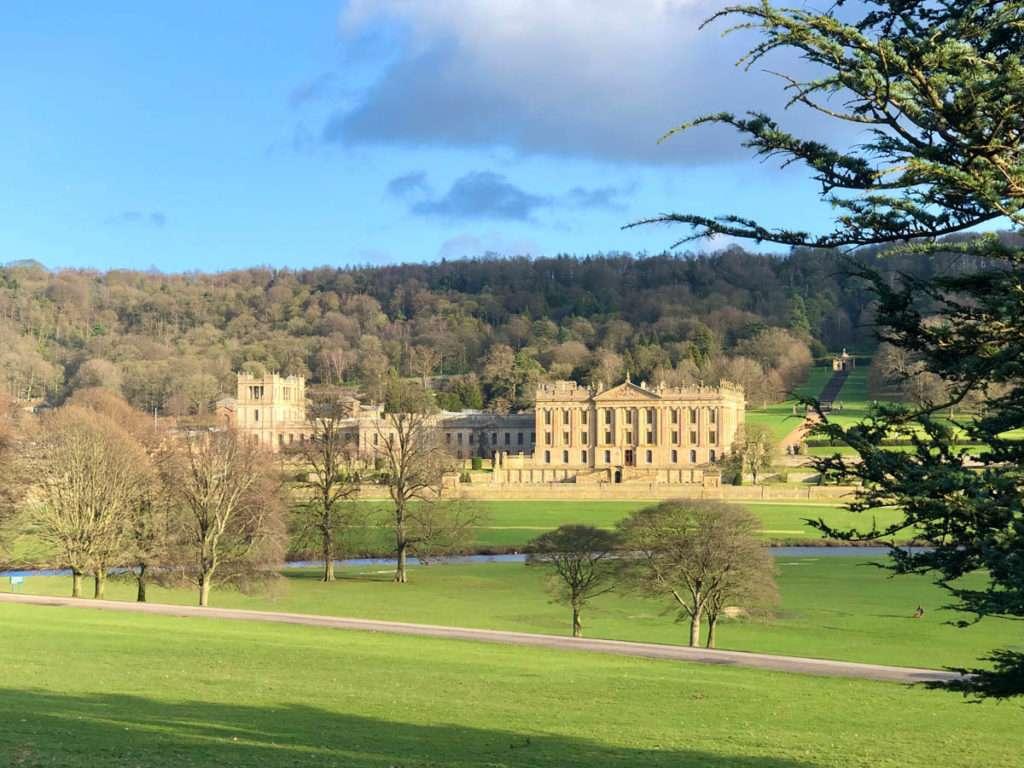 Chatsworth and Edensor Walk (3.8 miles) 5