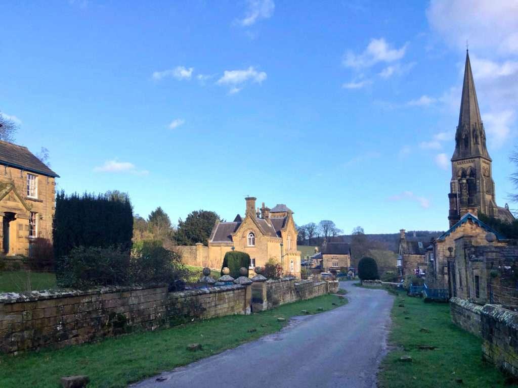 Walks around Edensor and the Chatsworth Estate