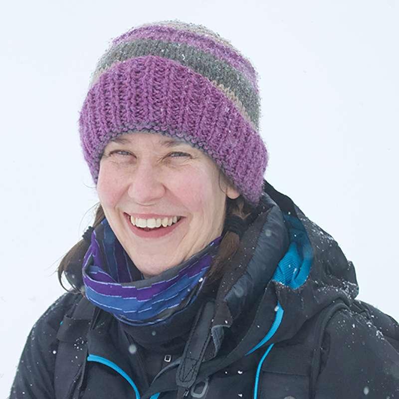 Naomi, Let's Go Peak District Workshop Leader