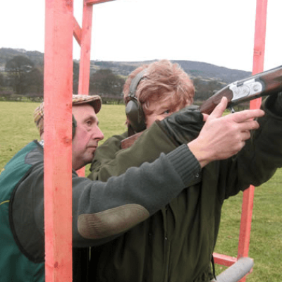 Broadhay Simulated Game Shooting