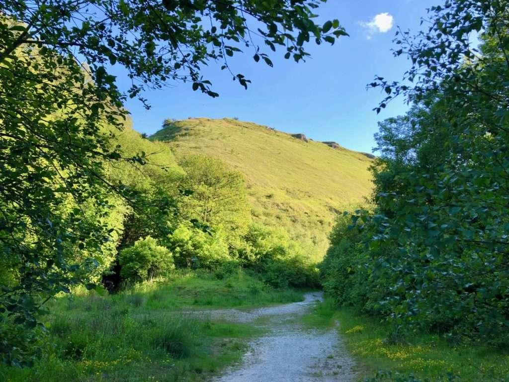 Quiet walks in the Peak District