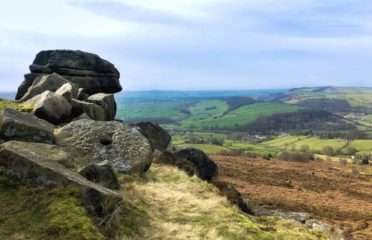 Froggatt Edge, Curbar Edge and Baslow Edge Walk