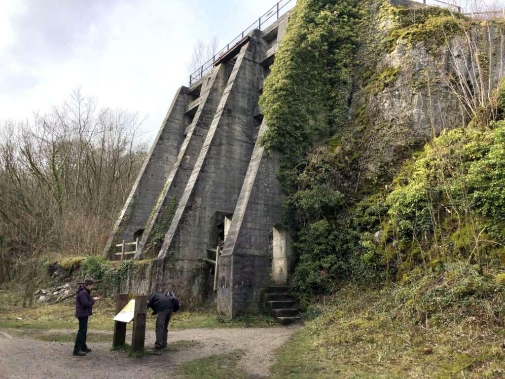 Lime kilns Monsal Trail