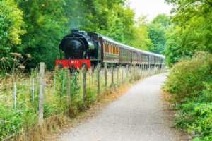 Peak Rail Rowsley