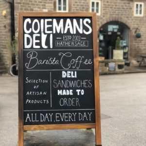 Colemans Deli Hathersage