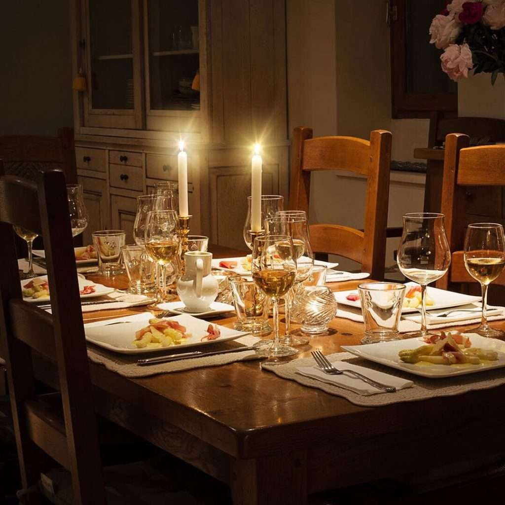 Project Dinner Party 6