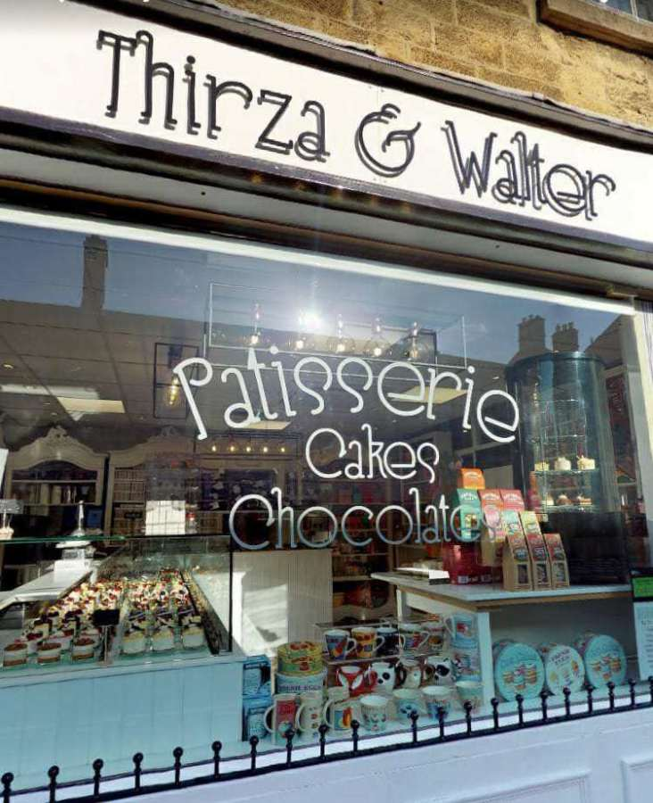 Thirza & Walter - Peak District Food and Drink Suppliers