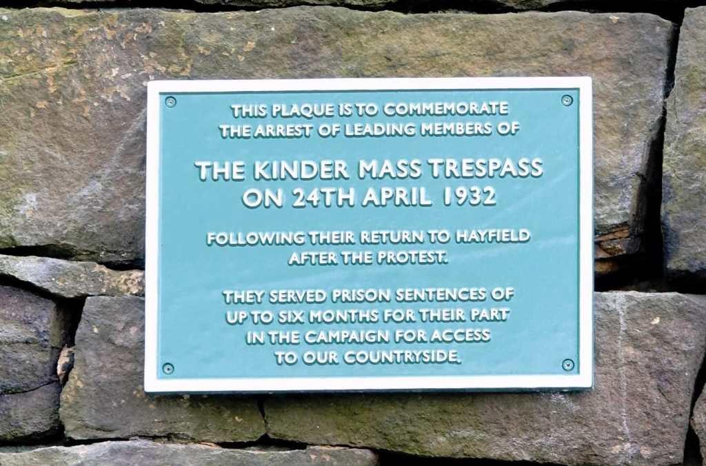 The Kinder Mass Trespass