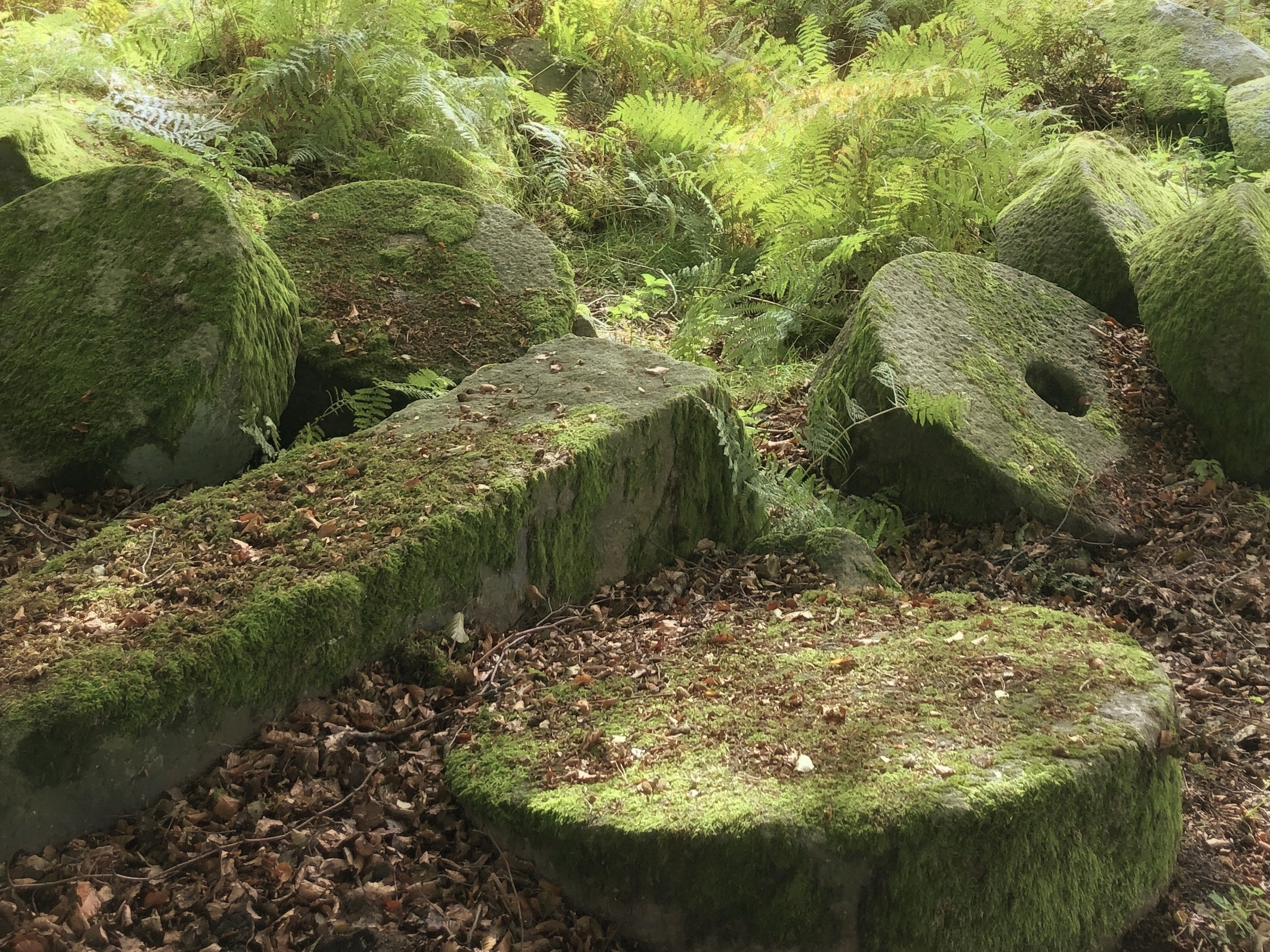 The Intriguing Millstones of the Peak District 2