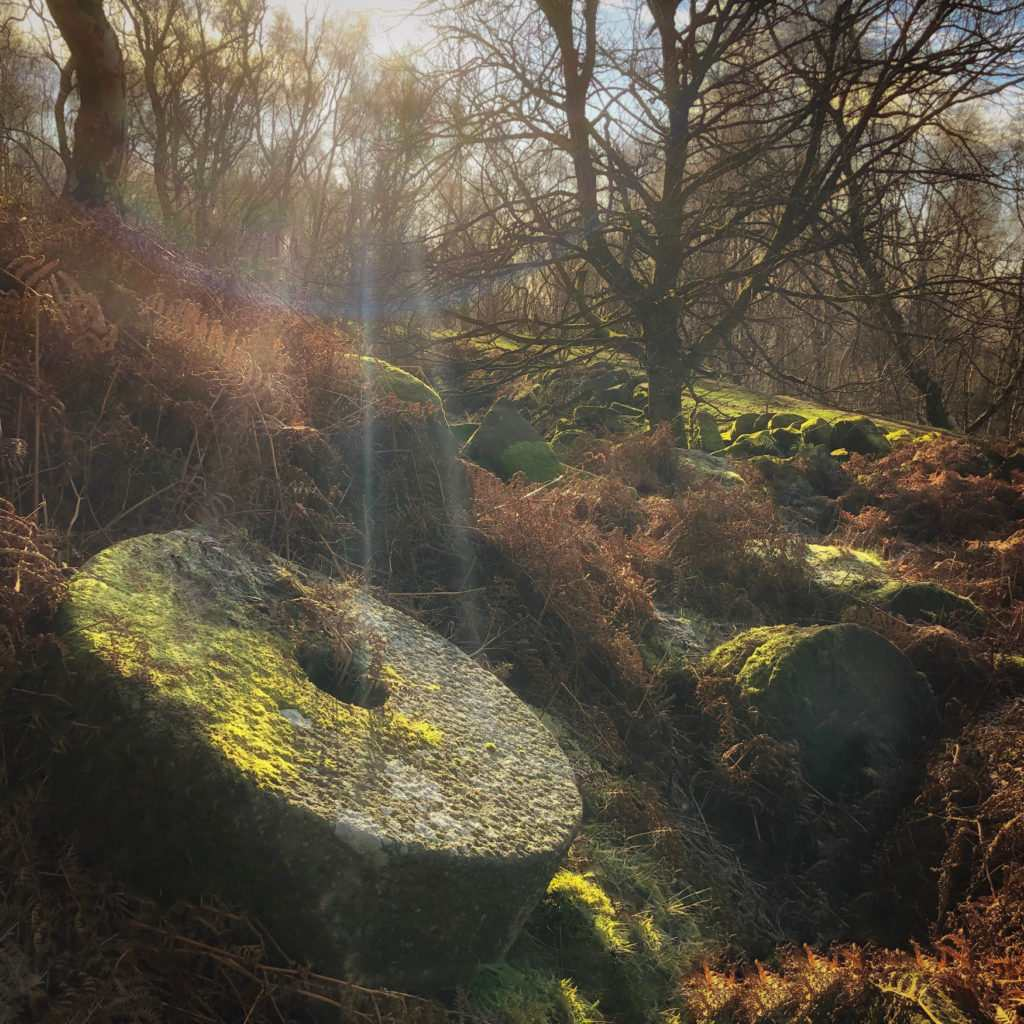 The Intriguing Millstones of the Peak District | Bole Hill