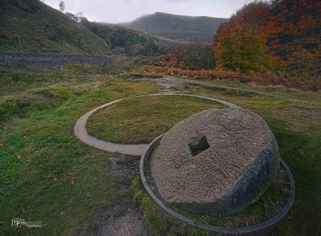 The Intriguing Millstones of the Peak District | Odin Mine