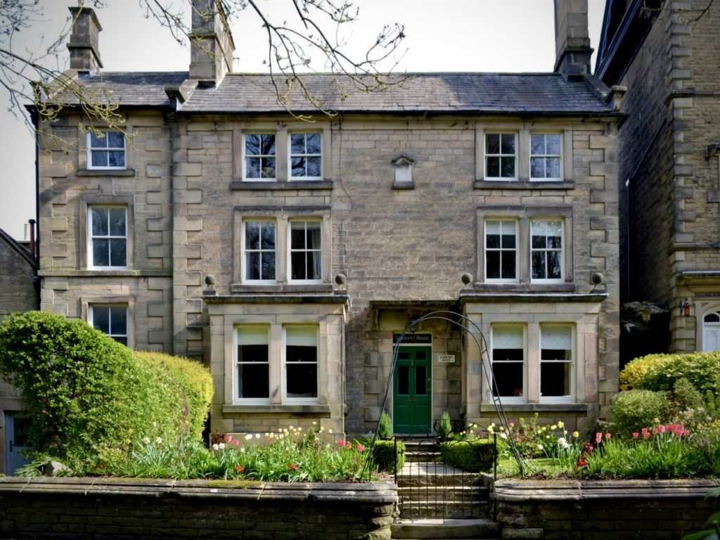 Beautiful Peak District Accommodation for groups : Derwent House, Matlock