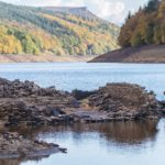 The Drowned Villages under Ladybower Reservoir