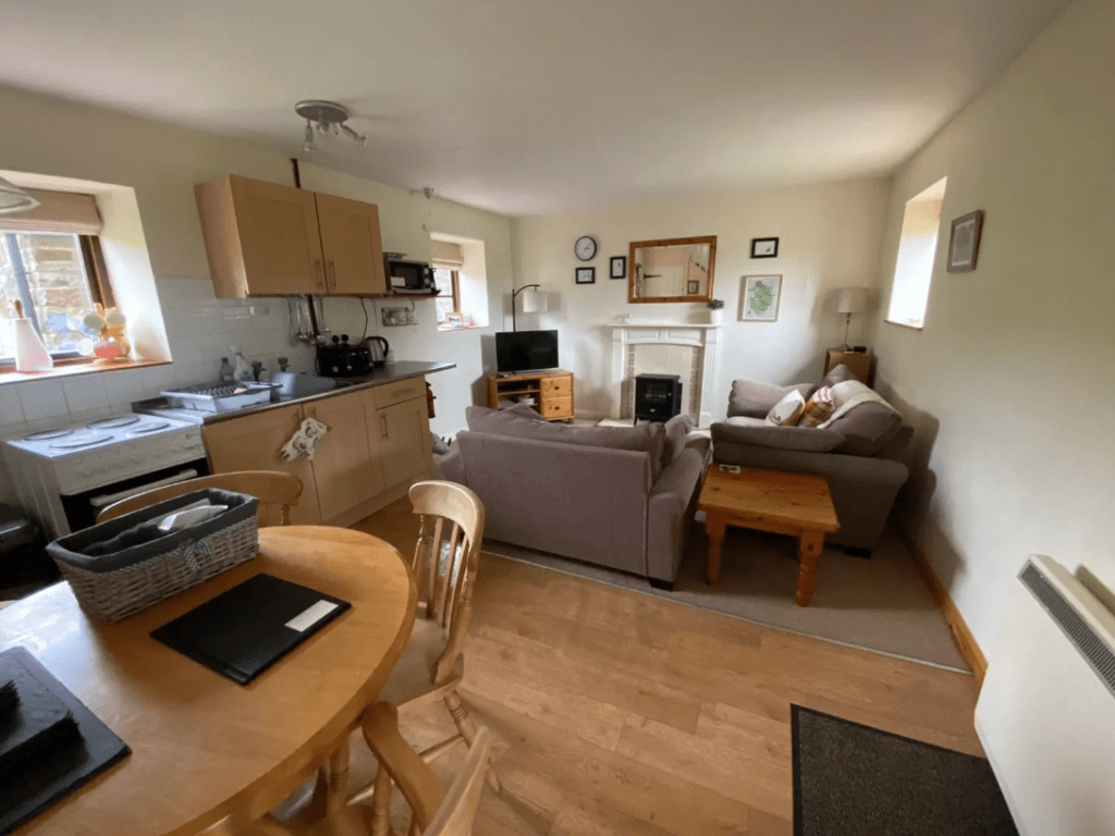 Manifold Cottage : Hall Farm Holiday Cottages, Wetton