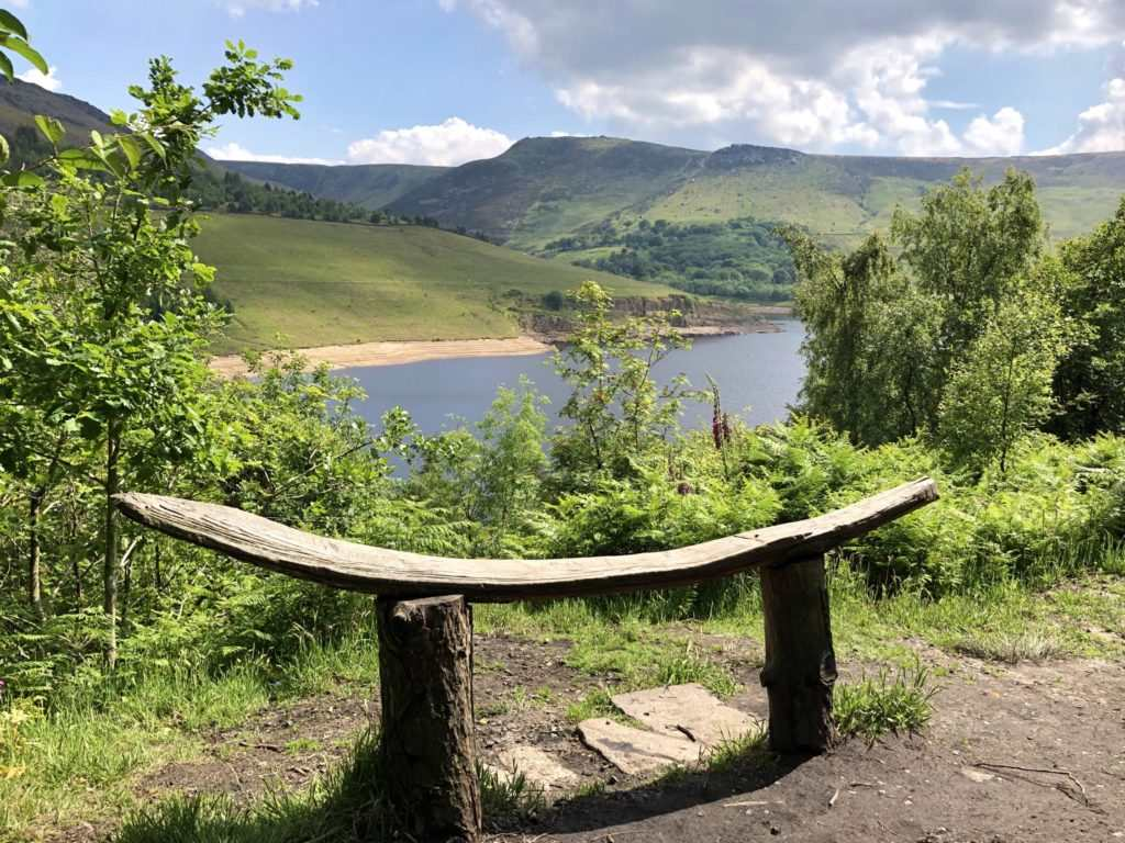 Beautiful Dove Stone Reservoir Walk (4.1 miles) 1
