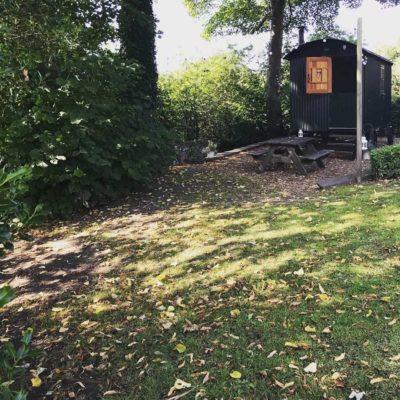 The Hut at Eyam
