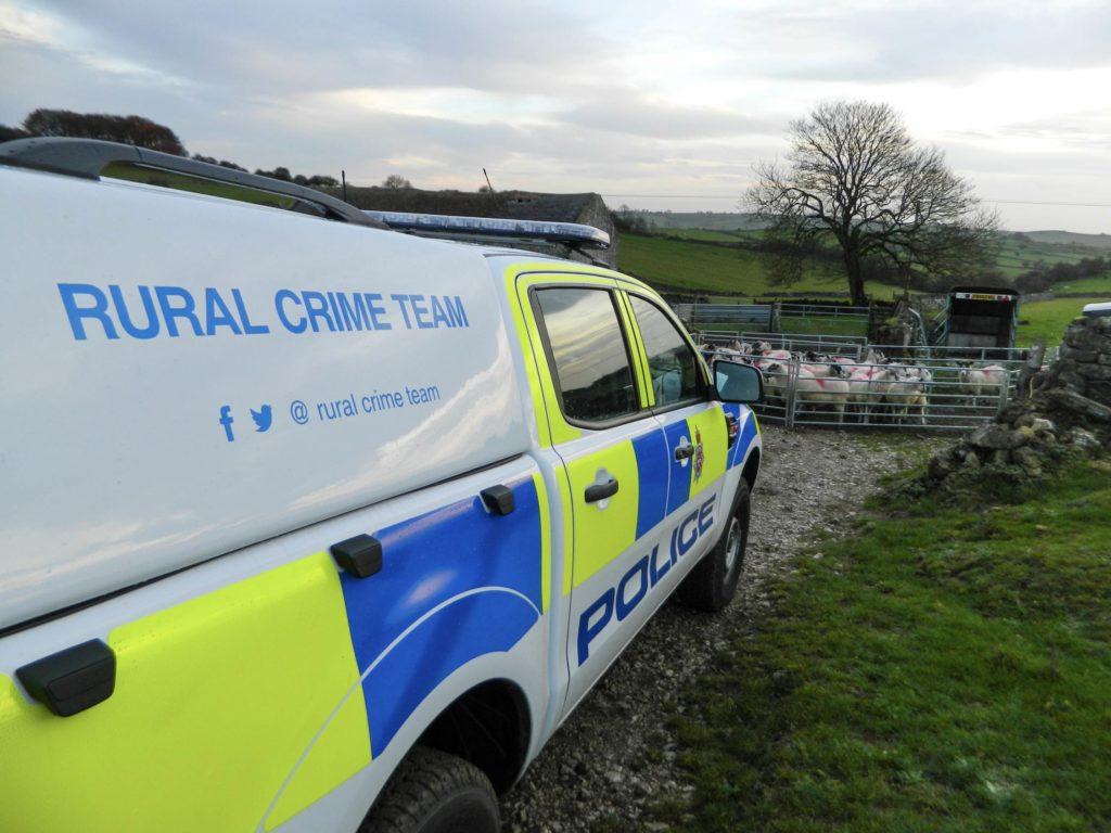 Derbyshire Rural Crime Team 3