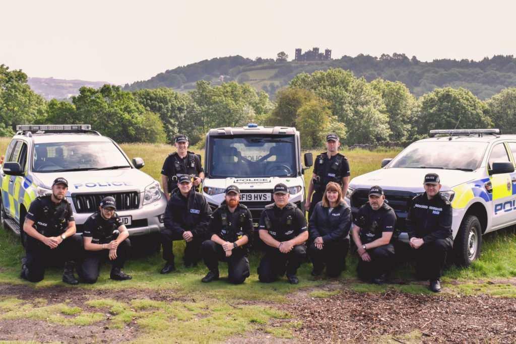 Derbyshire Rural Crime Team 1