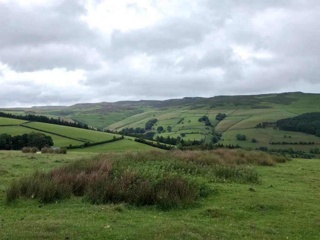 Secret Side of Ladybower Walk : Derwent Edge