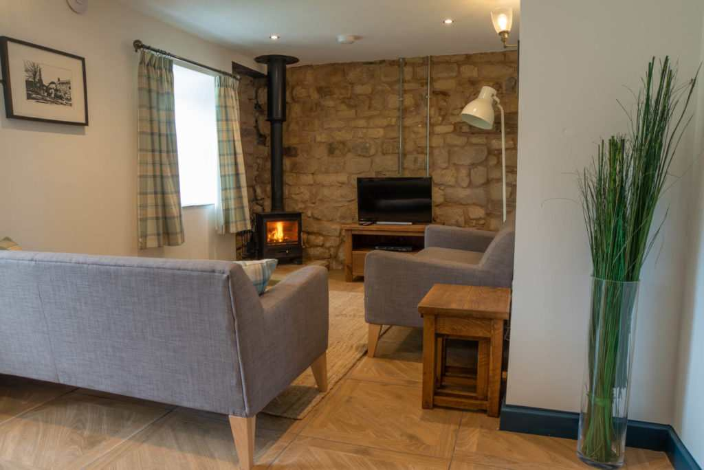 Perfect Peak District Holiday Accommodation : Derwent Cottage