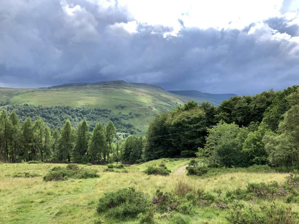 Secret Side of Ladybower Walk : Fabulous views