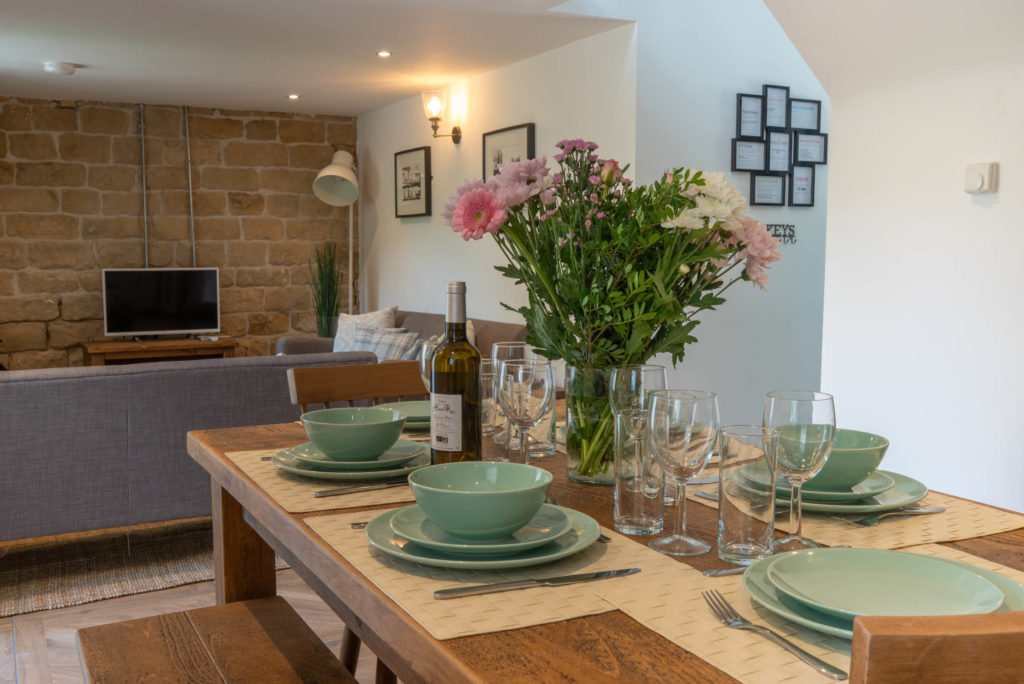 Perfect Peak District Holiday Accommodation : Dovedale Cottage