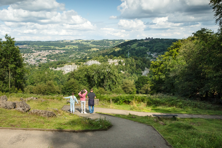 A Great Attraction | Heights Of Abraham | Matlock Bath 3