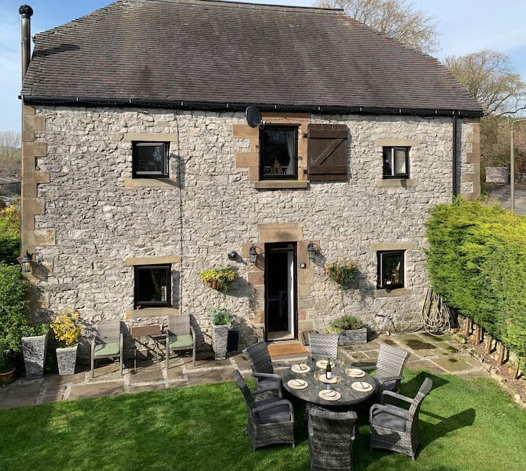 Best Peak District holiday cottages : Parson's Barn, Hartington