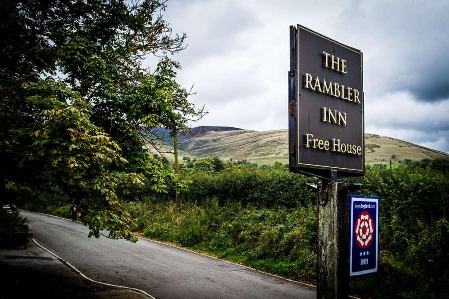 The Rambler Inn, Edale 1