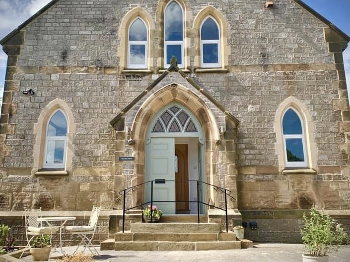 Best Peak District Holiday Cottages : The Old Chapel, Tideswell