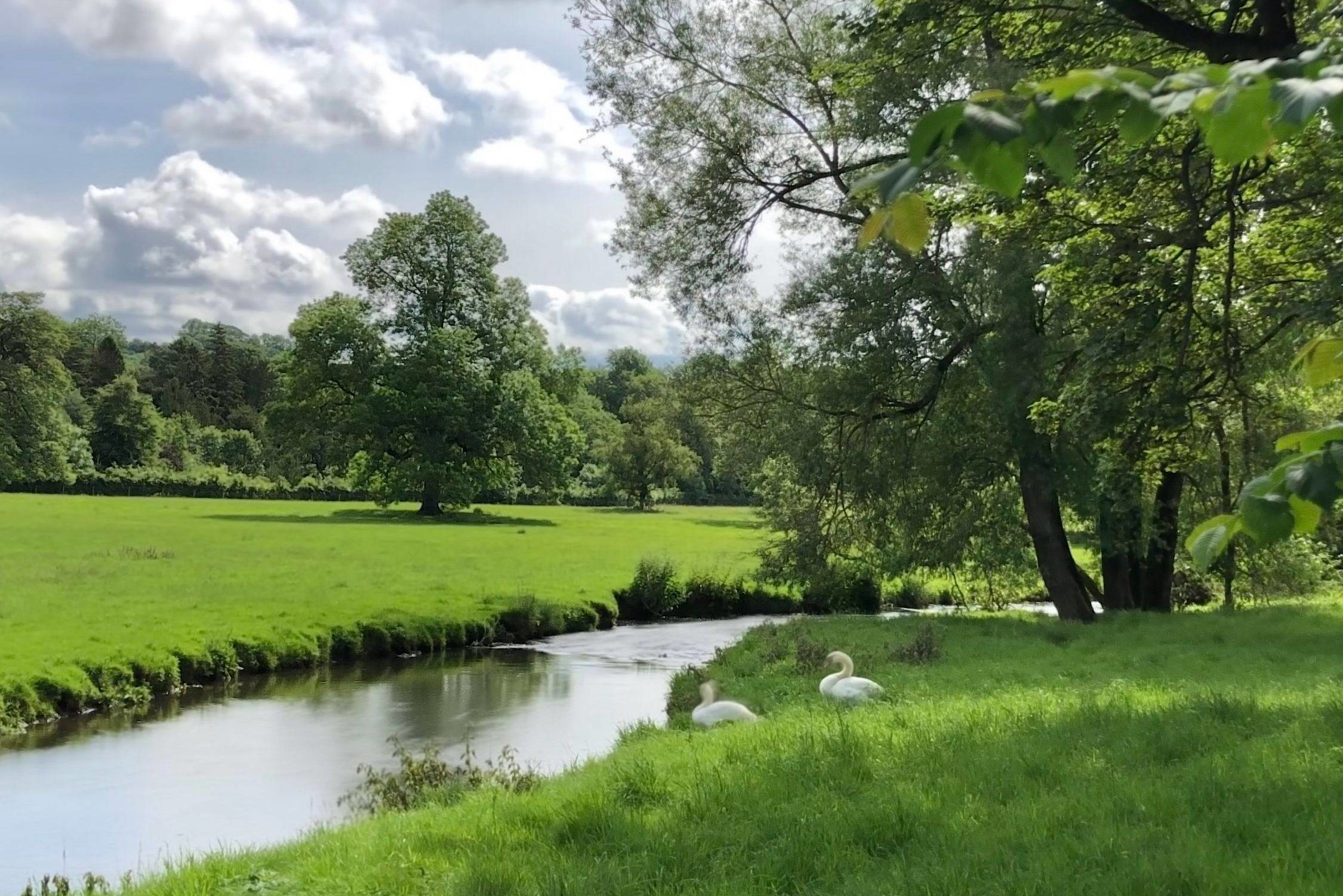 Bakewell via Ashford-in-the-Water walk